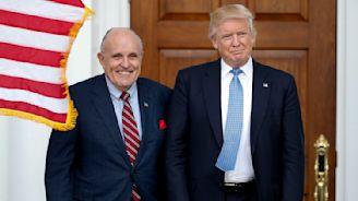 Rudy Giuliani says Jewish Democrats ARE disloyal to Israel for backing Tlaib and Omar