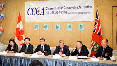 加華人保守黨要奧圖爾辭職 華社憂中共已滲入政黨