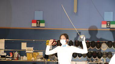 東京奧運|江旻憓苦練秘招 女子重劍有望爭香港第一牌 | 蘋果日報