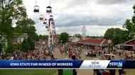 Help wanted: Iowa State Fair seeks applicants at job fair