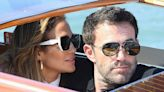 Ciao! J. Lo and Ben Affleck Take Romance to Venice for Film Festival
