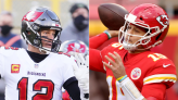 Tom Brady vs. Patrick Mahomes: QB superstars to collide in Super Bowl LV