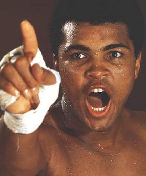 ... : - Mohamed Ali Clay né Cassius Marcellus Clay : The King