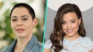 Rose McGowan Fires Back At Sarah Jeffery Calling 'Charmed' Reboot Criticism 'Pathetic'