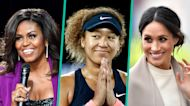 Naomi Osaka Thanks Meghan Markle, Michelle Obama & More For Support Amid Mental Health Journey