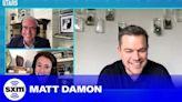 Matt Damon jokes about Ben Affleck and Jennifer Lopez romance: 'I hate true love. It sucks.'