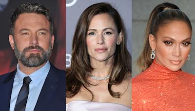 Here's How Jennifer Garner Really Feels About Those Ben Affleck & J-Lo Dating Rumors