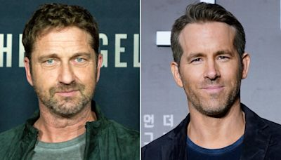 Gerard Butler Says He Doesn't Watch Ryan Reynolds' Movies: I 'Don't Know What Free Guy Is'