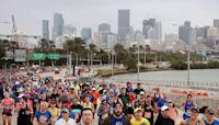Sunday Miami Marathon forecast: dry, warm, windy with 44,000 churning arms and legs