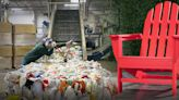 Watch Plastic Waste Become 'Lumber' for Adirondack Chairs