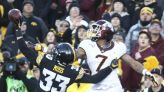 No. 8 Minnesota's undefeated season comes to an end in loss to No. 20 Iowa