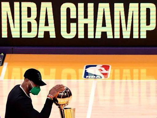 詹姆斯和庫里相遇附加賽?這是一場NBA的自救和內卷