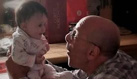 I live an ocean away from my granddaughter. Here's how we stayed connected despite COVID.