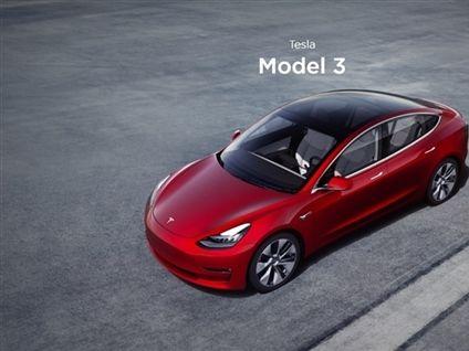 Tesla上月在華銷量按按月增長29%
