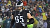 Lane Johnson getting healthy, ready to get Eagles' OL on track in 2021
