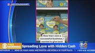 Couple Hides Cash In Baby Products To Help Out Struggling Moms