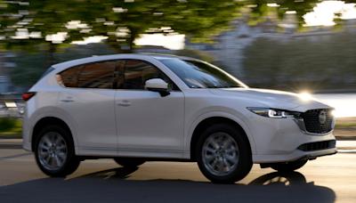 小改款Mazda CX-5曝光 四輪傳動成標準配備!│TVBS新聞網