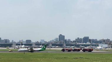 運安會調查立榮班機爆胎案 民航局︰右側3、4號主輪皆受損