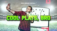 Cool Plays, Bro: Schrager breaks down the coolest plays of Week 1