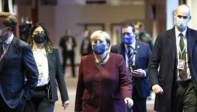 默克爾或最後一次出席歐盟峰會 獲眾領袖致敬歡送