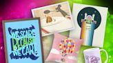 Society6's Pixar collab could make movie fan art dreams come true