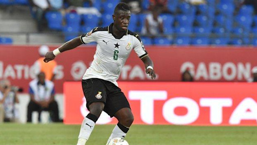 Afriyie Acquah: Ghana international joins seventh club in eight years