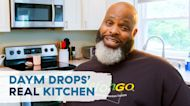 Daym Drops Reveals His Secret Food Obsessions In This Kitchen Tour