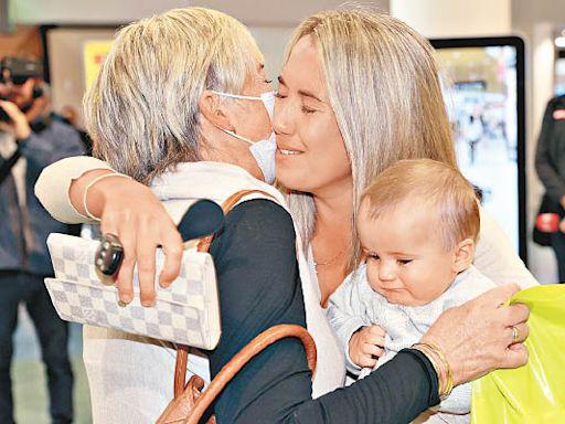 旅遊氣泡啟動 澳紐民眾笑淚相擁 - 東方日報