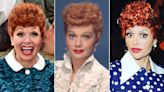 They Love Lucy! See Debra Messing, Kelly Ripa, Pink and More Celebrities Dressed Up As Lucille Ball