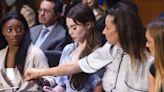 美國拜爾斯等女子體操選手到國會作證 斥制度縱容性侵