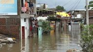 Central India submerged by monsoon flooding