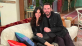 Courteney Cox celebrates Johnny McDaid's birthday with picture in Monica's apartment