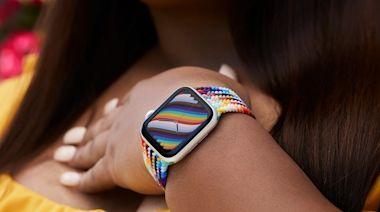 蘋果揭曉彩虹版編織單圈錶環與彩虹版Nike運動型錶環 持續支持LGBTQ+社群