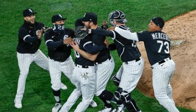 MLB roundup: Carlos Rodon tosses no-hitter for White Sox