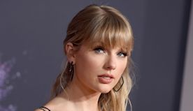 Taylor Swift, more stars welcome 2021 with humor and hope: 'Bye 2020, it's been weird'
