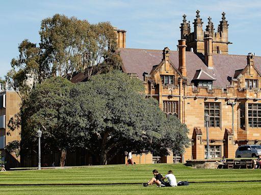 畢業生就業率全球排名:澳洲悉尼及墨爾本大學加入十強