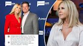 Vicki Gunvalson accuses ex Steve Lodge of cheating, lying and using her