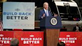 Joe Biden the 'train guy' pitches railroad infrastructure upgrades in New Jersey visit