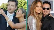 Jennifer Lopez's Exes Ben Affleck & Marc Anthony Share What They Really Think Of Her