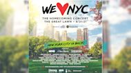 Performers announced for 'We Love NYC: The Homecoming Concert' in Central Park