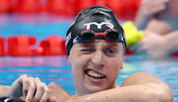 Why Katie Ledecky, a fiercely competitive GOAT, was actually satisfied with her first Olympic loss