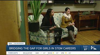 Bridging the gap for girls in stem careers