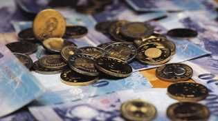 台幣逆轉收貶1.3分,終結連五升-MoneyDJ理財網