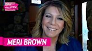 Meri Brown Posts About Being Yourself, Falling in Love Amid Kody Drama