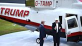 Trump selling off private helicopter worth more than $1m