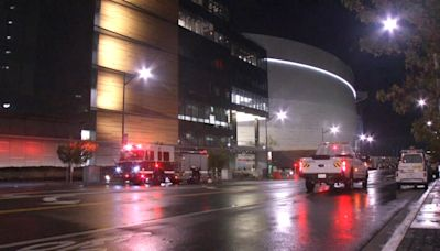 1 dead, another hurt during concert at Chase Center, police say
