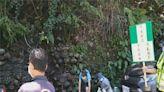 台中八仙山搶「午時水」車陣綿延數百米 警關切舉牌