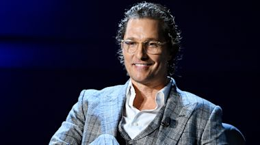 Camila Alves shares rare pic of son, who looks just like dad Matthew McConaughey