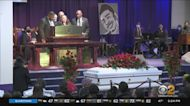 Funeral Service Held For Daunte Wright In Minneapolis