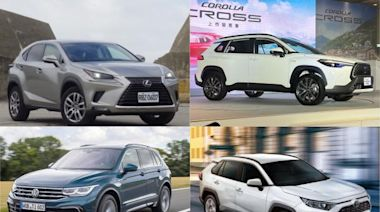 台灣 7 月車市銷售止跌回升!6 款新車單月銷量都破千 - 自由電子報汽車頻道